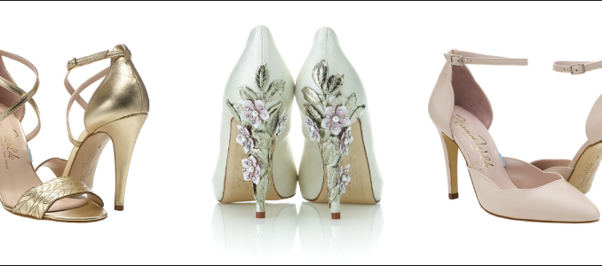 bridal shoes Yorkshire