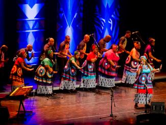 African choir Sydney